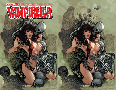 Vampirella #11 Very Fine Set