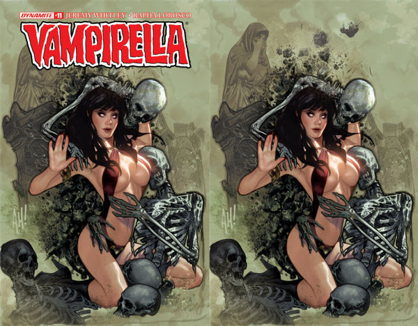 Vampirella #11 Near Mint Set
