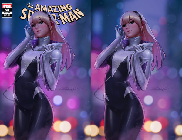 Amazing Spider-Man #50 Jeehyung Lee Spider-Gwen