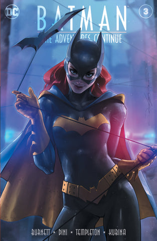 Batman: The Adventures Continue #3 Jeehyung Lee
