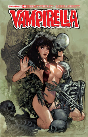 Vampirella #11 Very Fine Trade Dress