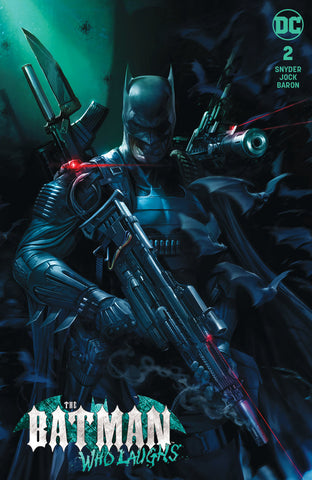Batman Who Laughs #2 Mattina
