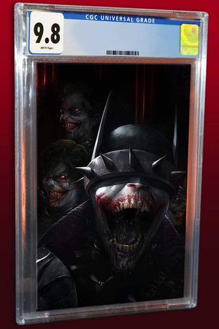 Dark Nights Metal #2 Mattina Virgin CGC