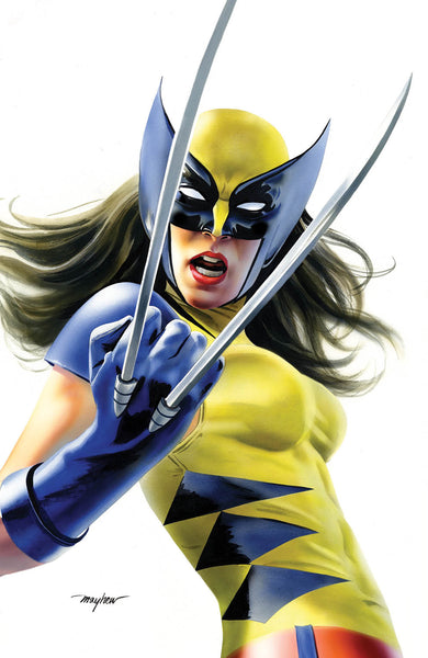 X-Men #10 Mike Mayhew