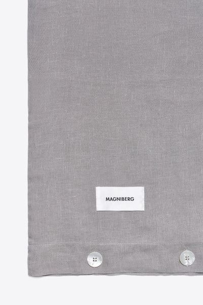 Mother <br> Duvet cover <br> Linen <br> Grey