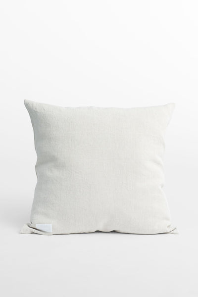 Cottage<br> Cushion <br> Linen <br> Mud White