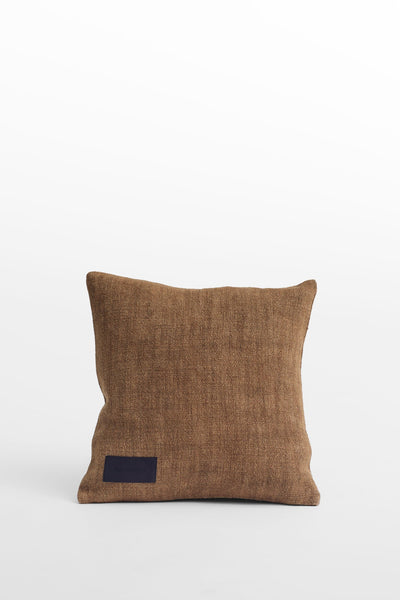 Cottage<br> Cushion <br> Linen <br> Brown