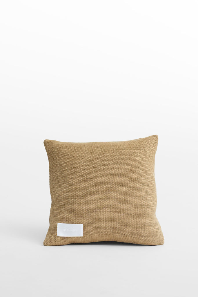 Cottage<br> Cushion <br> Linen <br> Maple