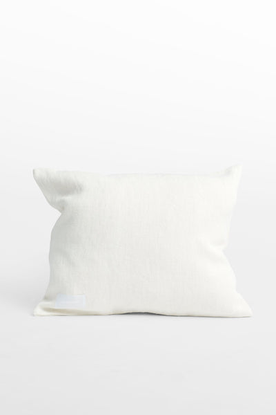 Cottage<br> Cushion <br> Linen <br> Snow