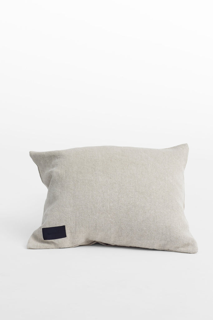 Cottage<br> Cushion <br> Linen <br> Ash