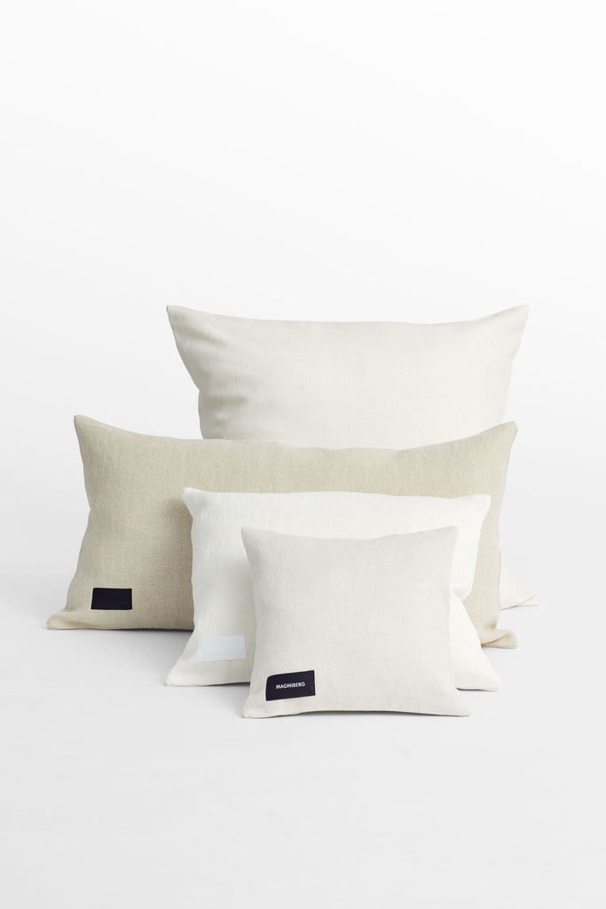 Cottage<br> Cushion <br> Linen <br> White Variaton