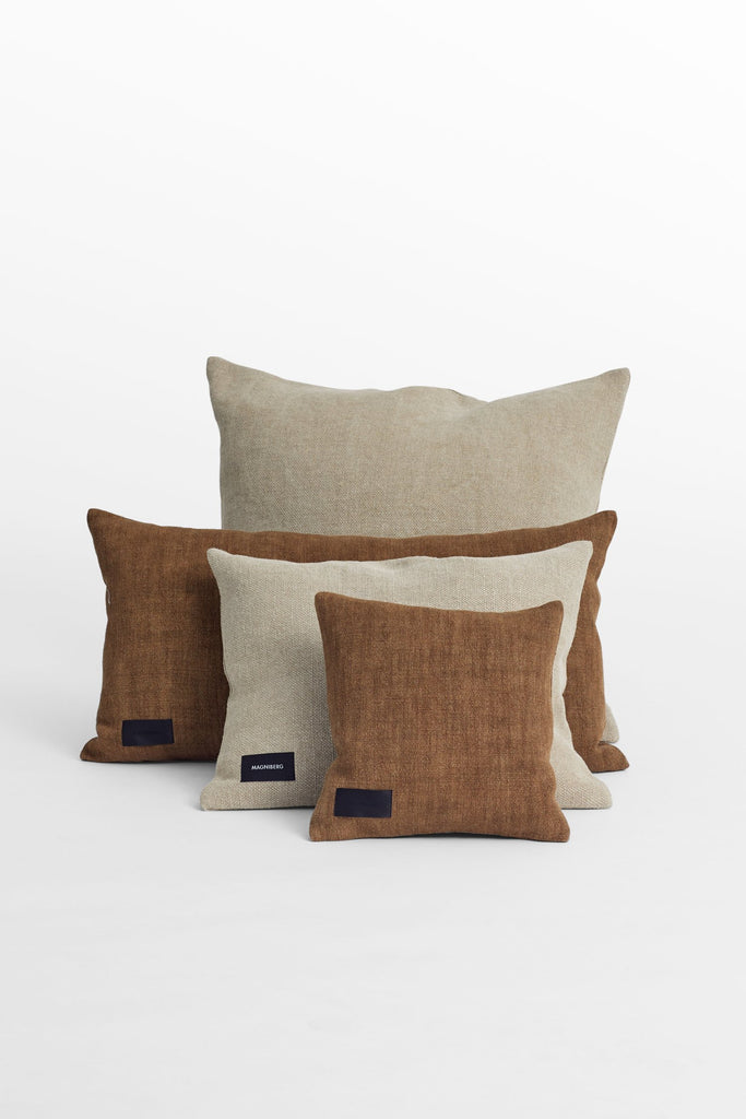 Cottage<br> Cushion <br> Linen <br> Mud
