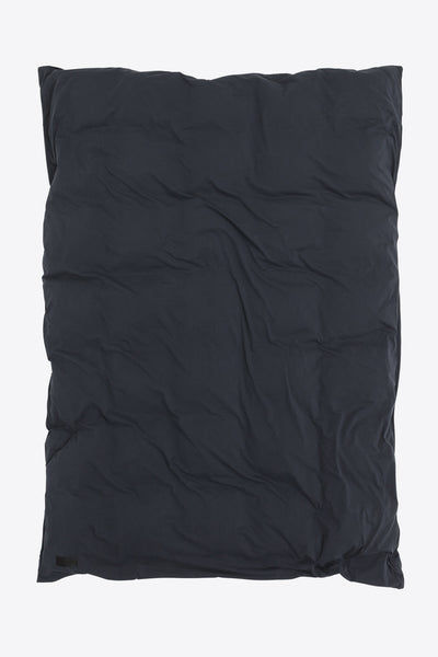 Nude <br> Duvet cover <br> Jersey <br> Washed black
