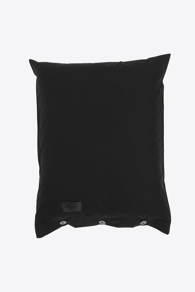 Mother <br> Pillow case <br> Poplin <br> Black