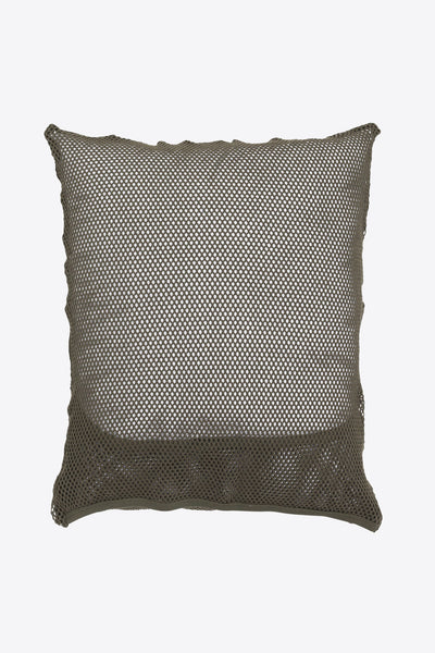 Sex <br> Pillow case <br> Mesh <br> Light army green