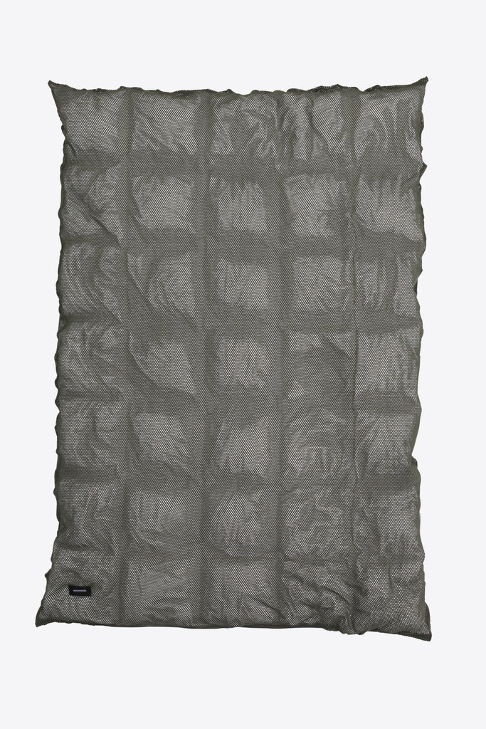 Sex <br> Duvet cover <br> Mesh <br> Dark army green