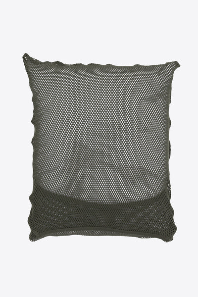 Sex <br> Pillow case <br> Mesh <br> Dark army green