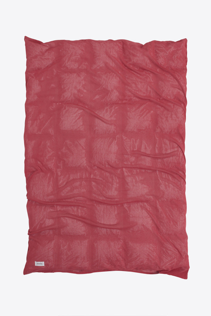 Sex <br> Duvet cover <br> Mesh <br> Washed red