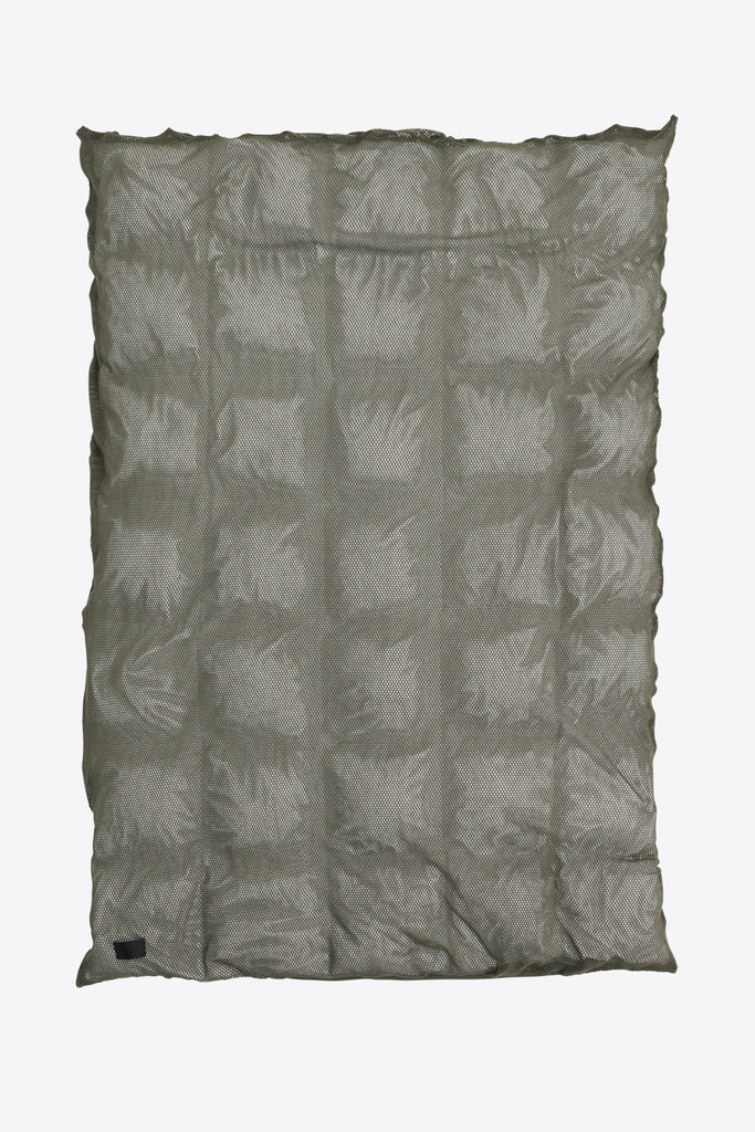 Sex <br> Duvet cover <br> Mesh <br> Light army green