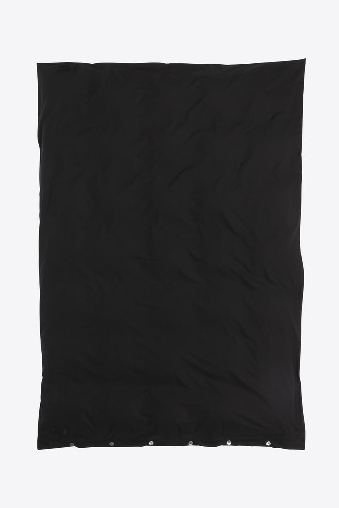 Mother <br> Duvet cover <br> Poplin <br> Black