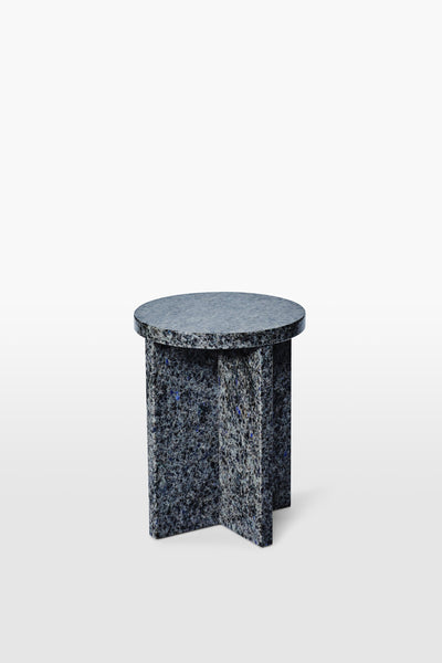 Cat <br> Stool <br> Granite <br> Blue Eyes