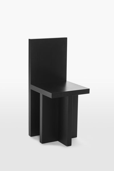 Pony <br> Chair <br> Pine Wood <br> Black