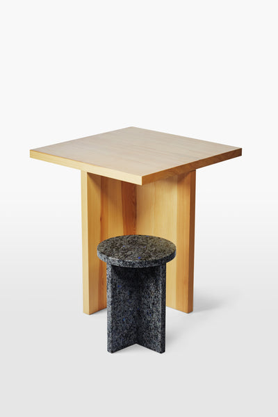 Bull <br> Table <br> Pine Wood <br> Nature