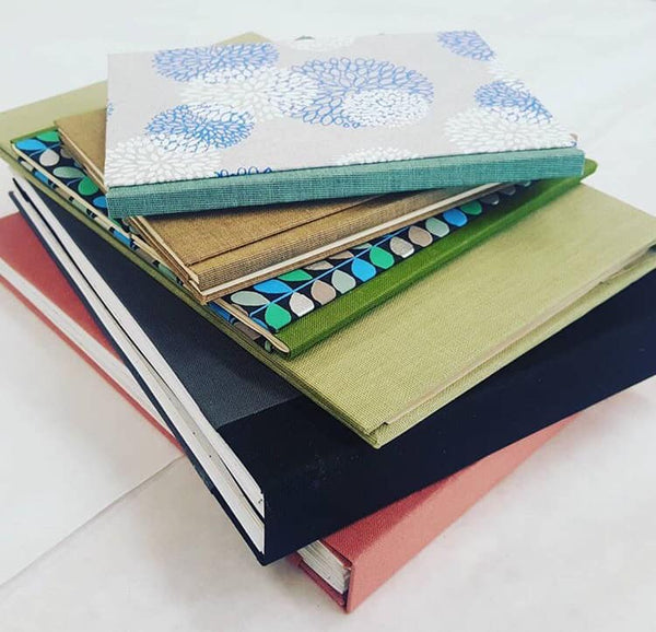 Book Binding Workshop // Apr. 13, 2019