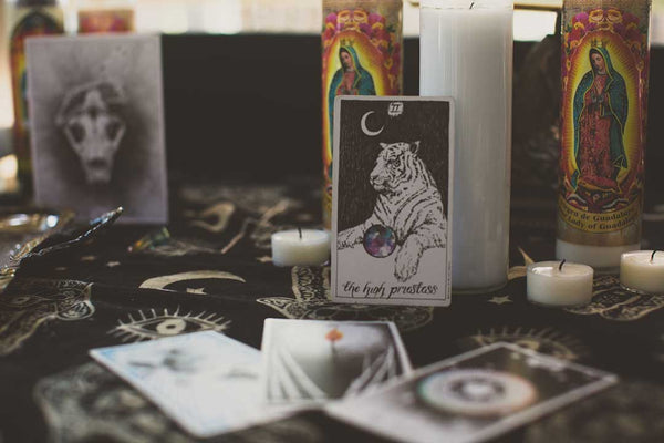 Tarot Reading Workshop w/ Spirit Cell || PAST EVENT ||