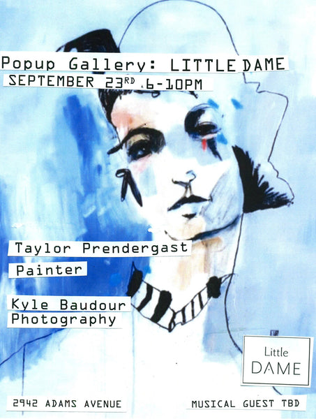 Pop UP Gallery | Little Dame