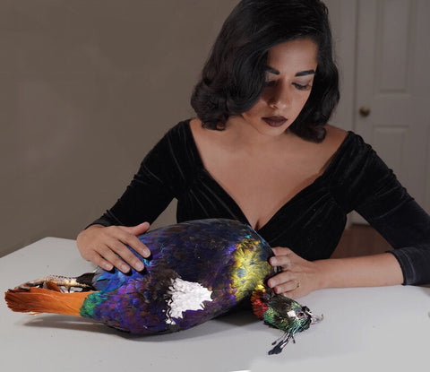 Breakfast with Divya Ananthraman of Gotham Taxidermy