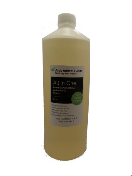 Ards Animal Health All In One Omega Oil ltr