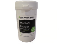 Senior Multi-Vit Natural Multivitamin & minerals for Dogs powder supplement 50g