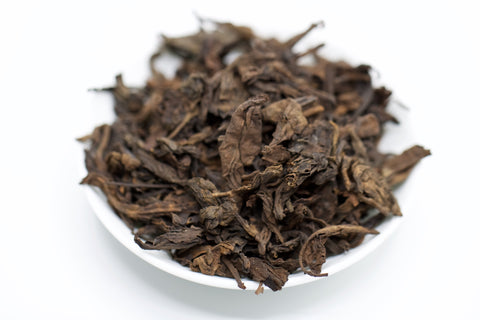 Chocolate Wood Pu'er