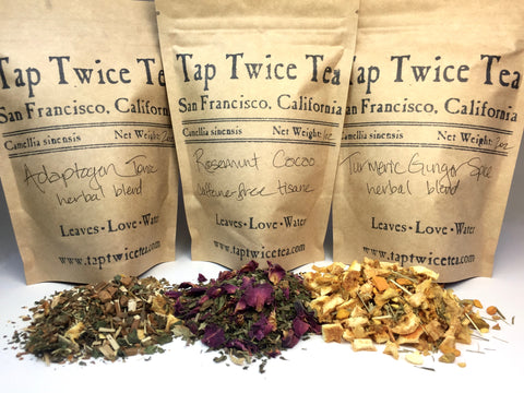 Herbal Blend Sampler