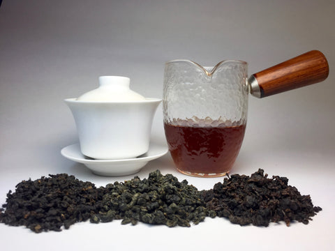 Oolong Tea Sampler
