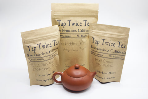 Pu'er Tea Collection