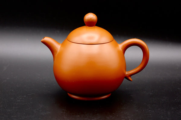 Red Yixing-Style Teapot