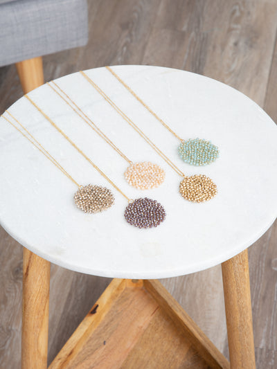 All Occasions Pendant Necklace - Multiple Colors