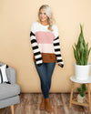 Adventure Ready Sweater - Multi