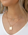 Annie Layered Necklace - Gold