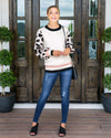 Around The City Sweater - Cream