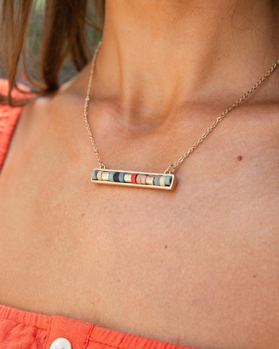 Beck Necklace - Multi