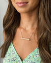 Beck Necklace - Tan