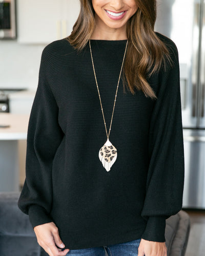 Best In Class Sweater - Black