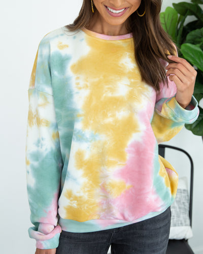 Carefree Lifestyle Pullover - Multi