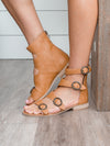 Carmela Sandal - Whiskey
