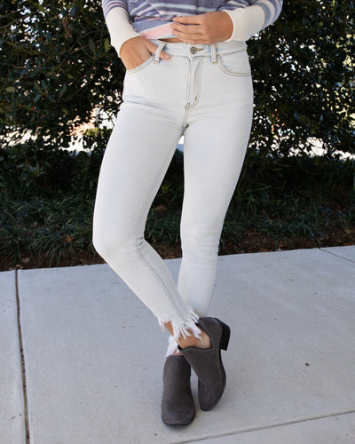 Channing Skinny Jeans - Light Wash