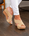 Chinese Laundry Kenzie Slip On Wedge - Espadrille