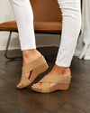 Chinese Laundry Kenzie Slip On Wedge - Tan
